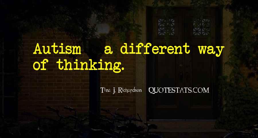 Tina J. Richardson Quotes #1227677