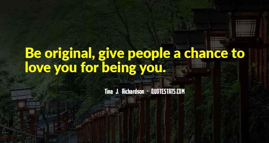 Tina J. Richardson Quotes #1233833