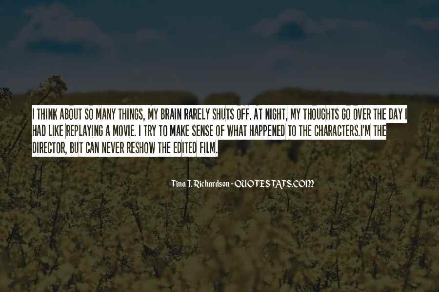 Tina J. Richardson Quotes #1390204