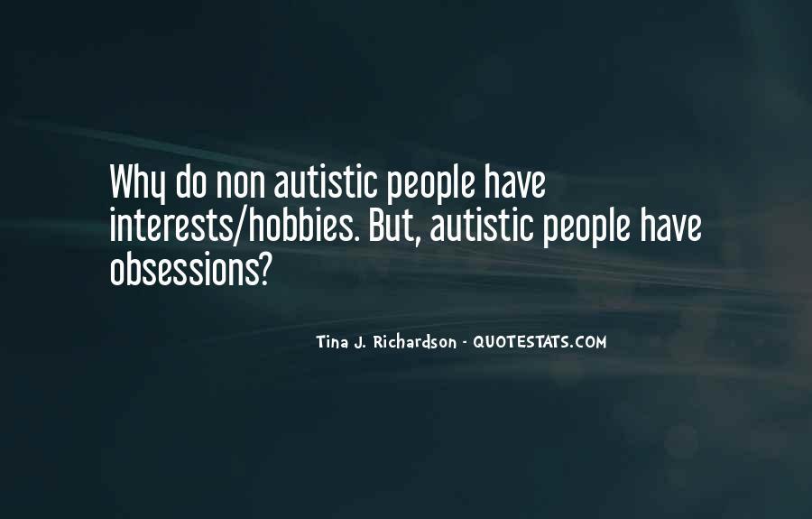 Tina J. Richardson Quotes #1570614
