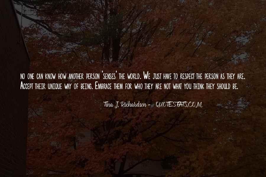 Tina J. Richardson Quotes #1607284