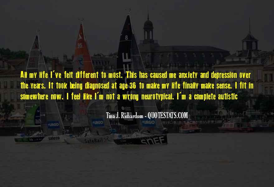 Tina J. Richardson Quotes #1657461