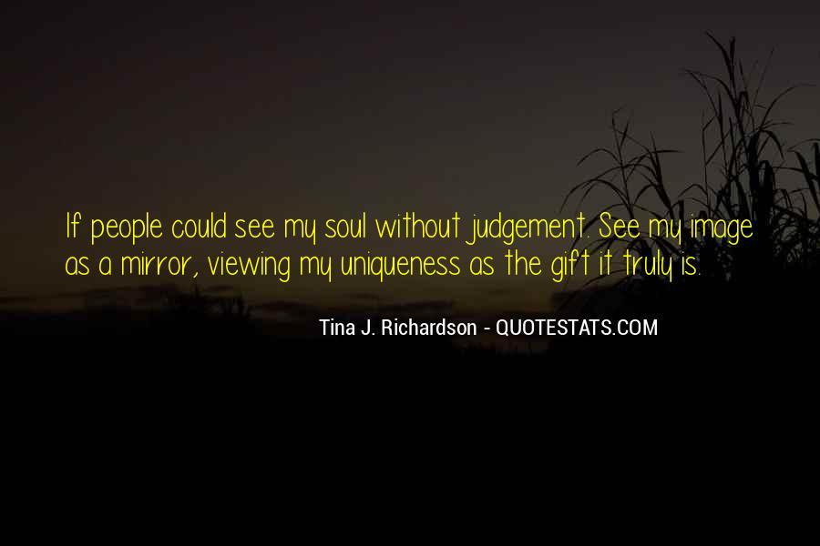 Tina J. Richardson Quotes #1678699