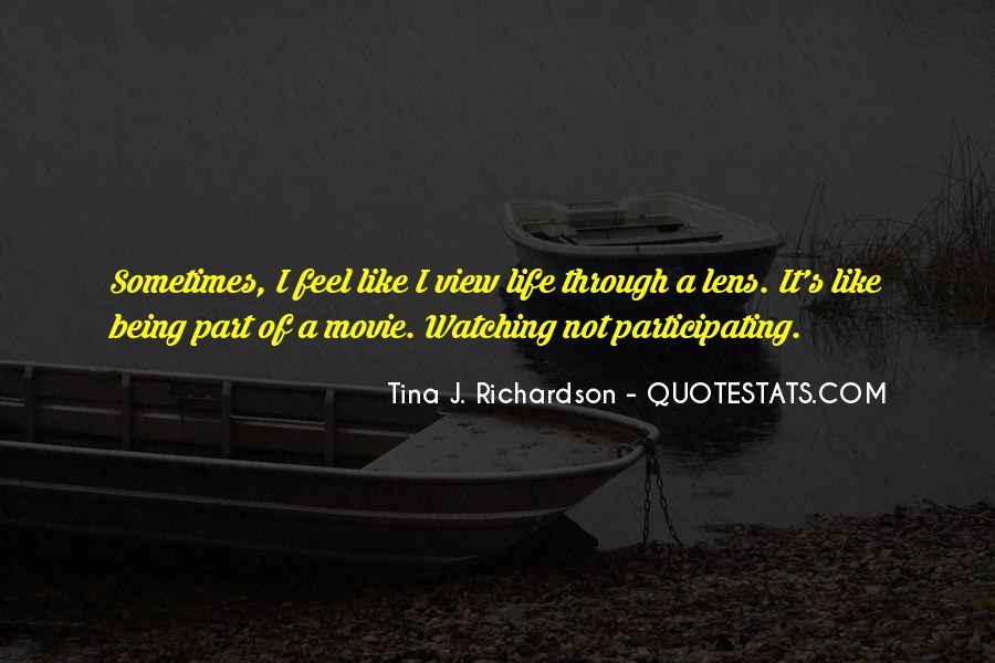 Tina J. Richardson Quotes #1796949