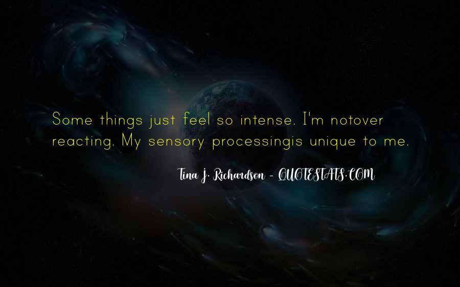 Tina J. Richardson Quotes #1808059