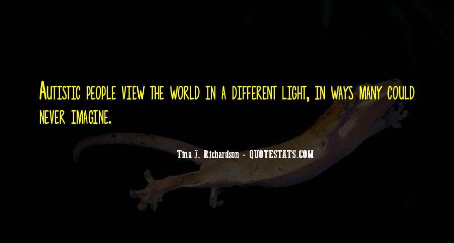 Tina J. Richardson Quotes #1855099