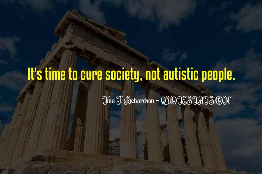 Tina J. Richardson Quotes #1875267