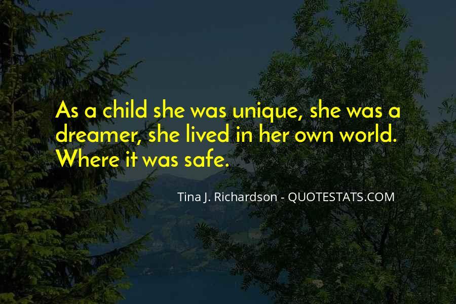 Tina J. Richardson Quotes #1878783
