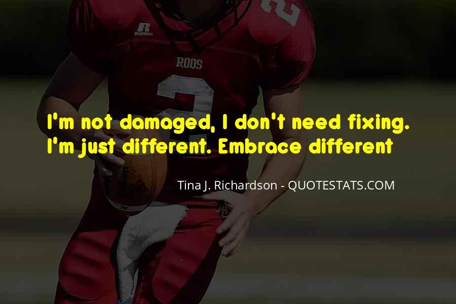 Tina J. Richardson Quotes #259499