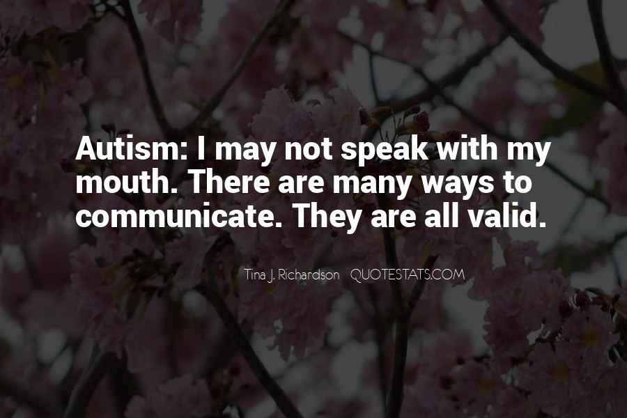 Tina J. Richardson Quotes #356154