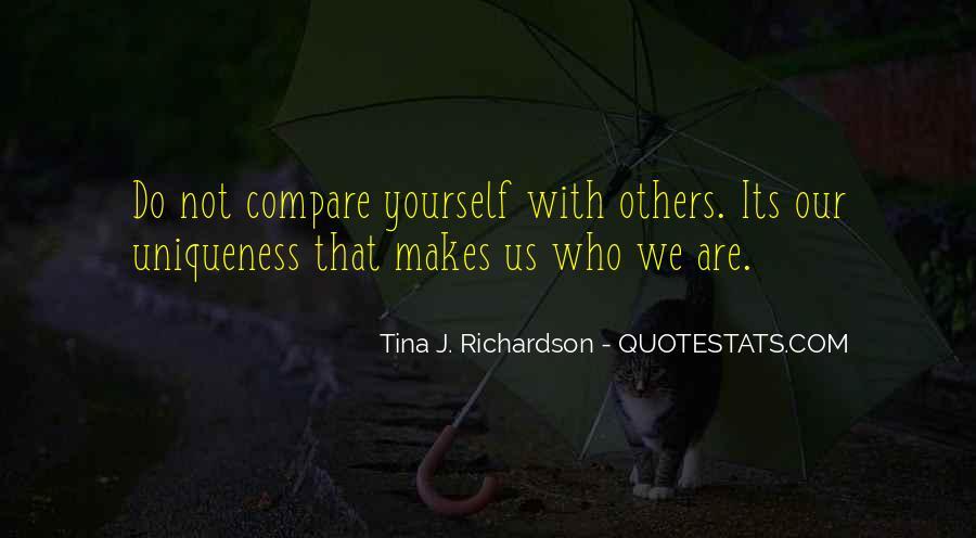 Tina J. Richardson Quotes #359743