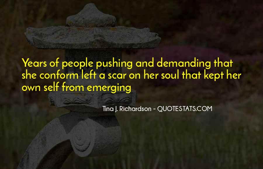 Tina J. Richardson Quotes #578057