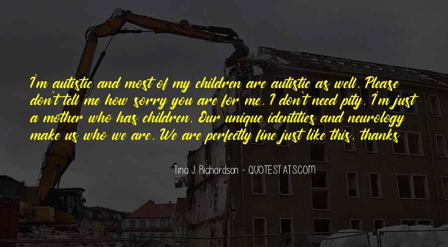 Tina J. Richardson Quotes #651741