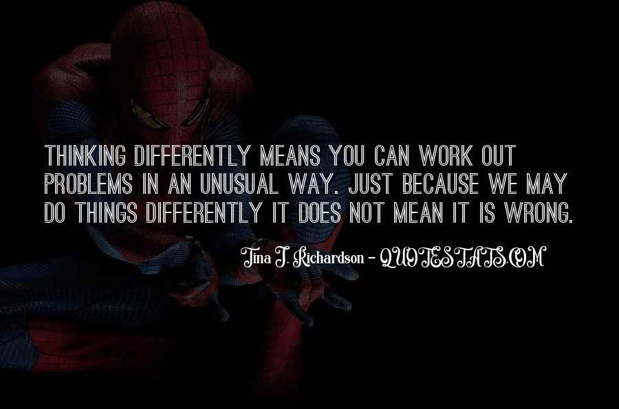 Tina J. Richardson Quotes #708344