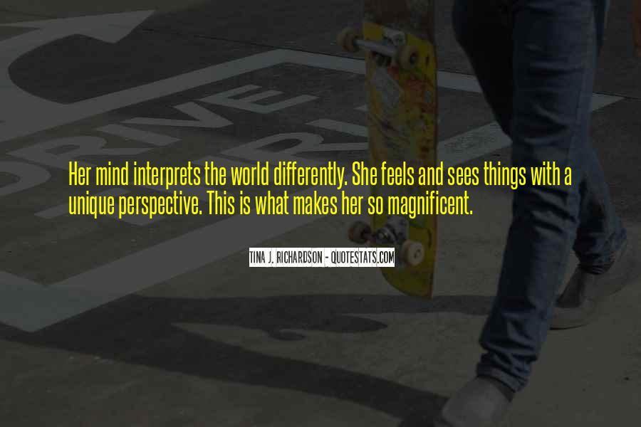 Tina J. Richardson Quotes #74863