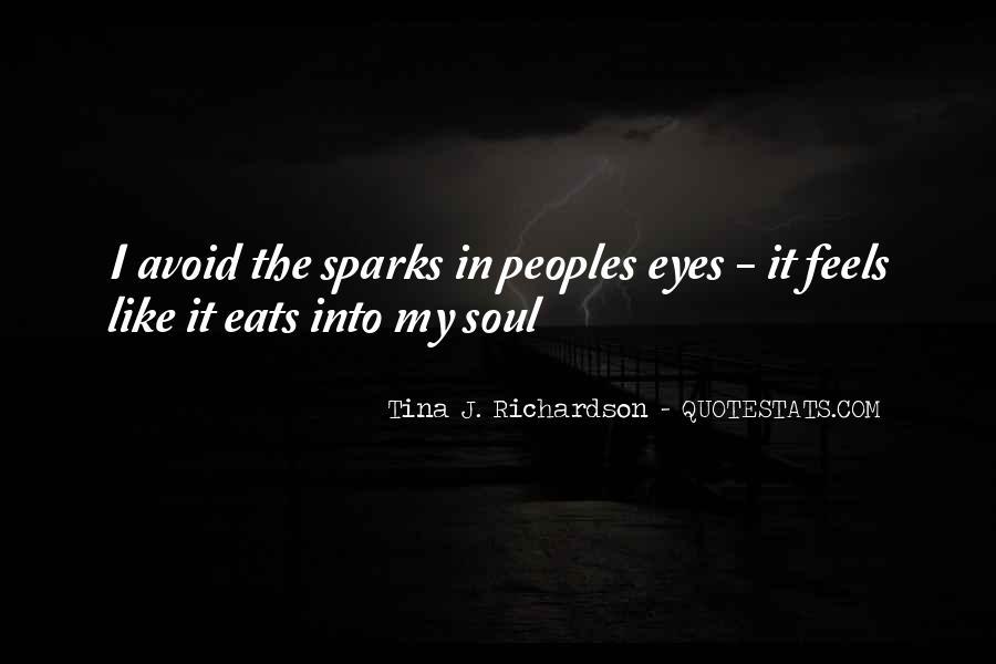 Tina J. Richardson Quotes #75738