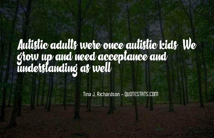 Tina J. Richardson Quotes #952298