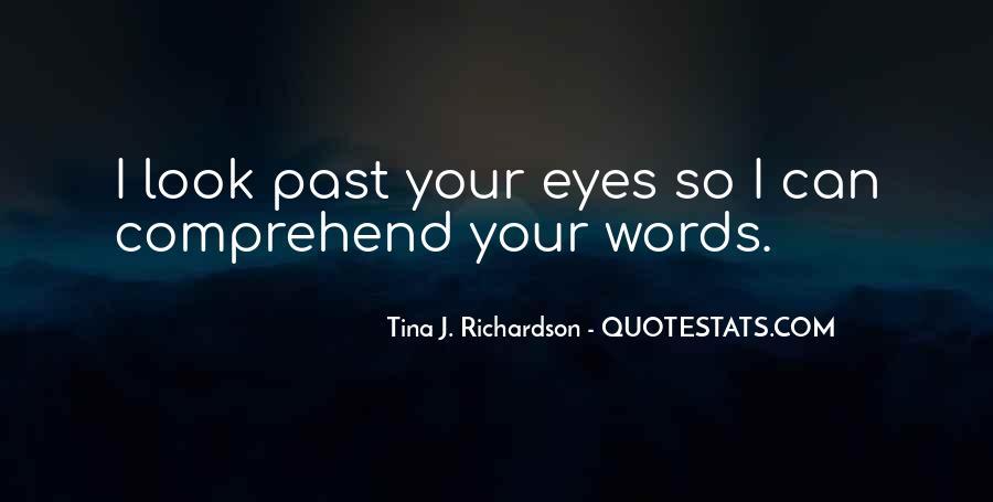 Tina J. Richardson Quotes #965850