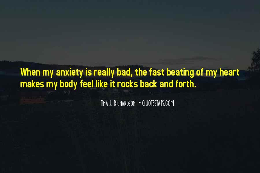 Tina J. Richardson Quotes #971911