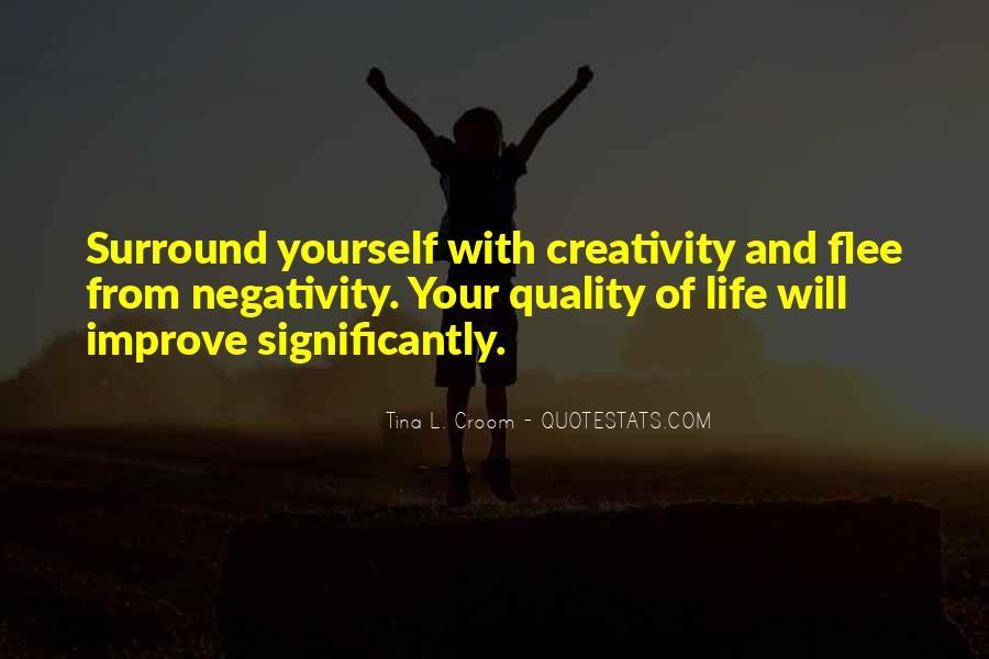 Tina L. Croom Quotes #652749