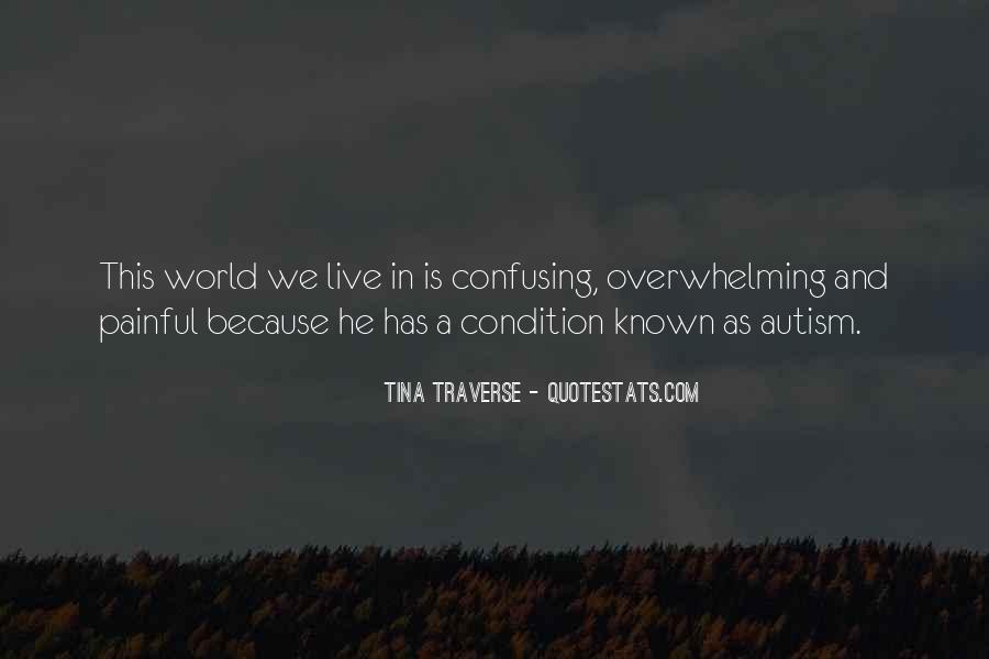 Tina Traverse Quotes #1612934