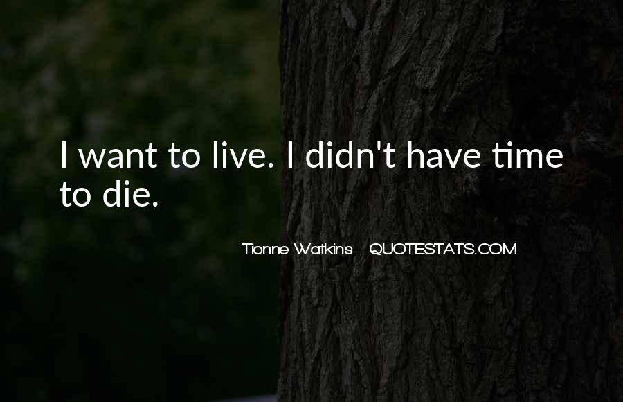 Tionne Watkins Quotes #378380