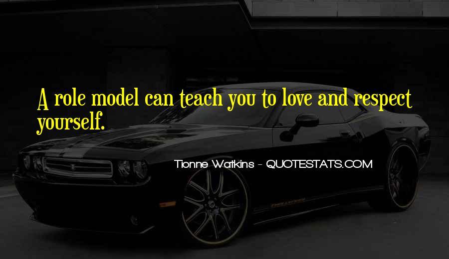 Tionne Watkins Quotes #981749