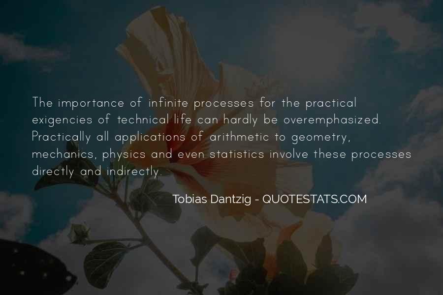 Tobias Dantzig Quotes #1627990