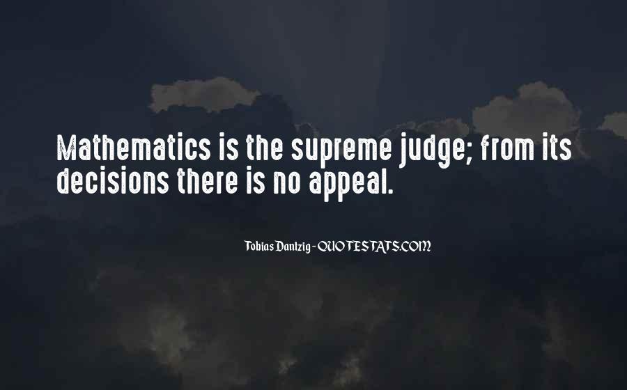 Tobias Dantzig Quotes #21106