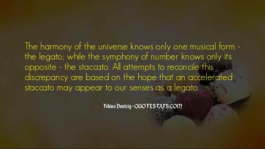 Tobias Dantzig Quotes #895061