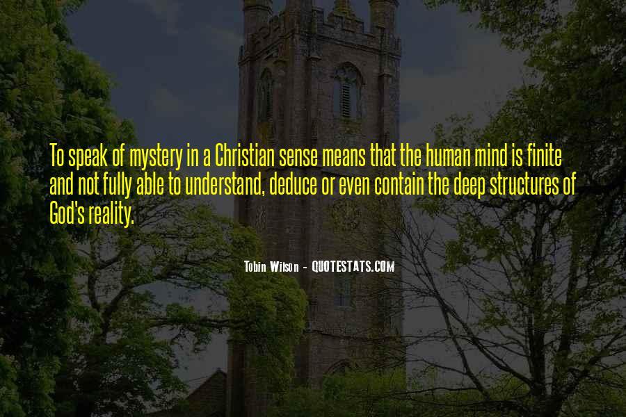 Tobin Wilson Quotes #1787572