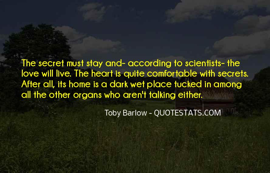 Toby Barlow Quotes #1498141