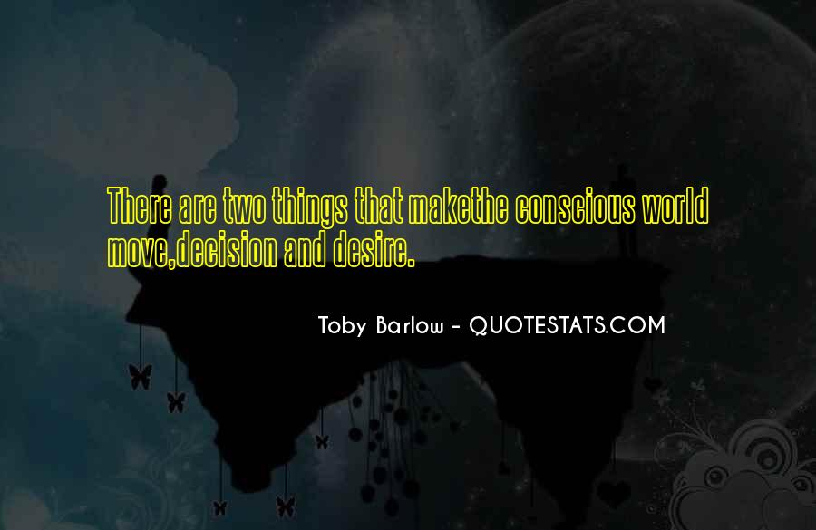 Toby Barlow Quotes #842257