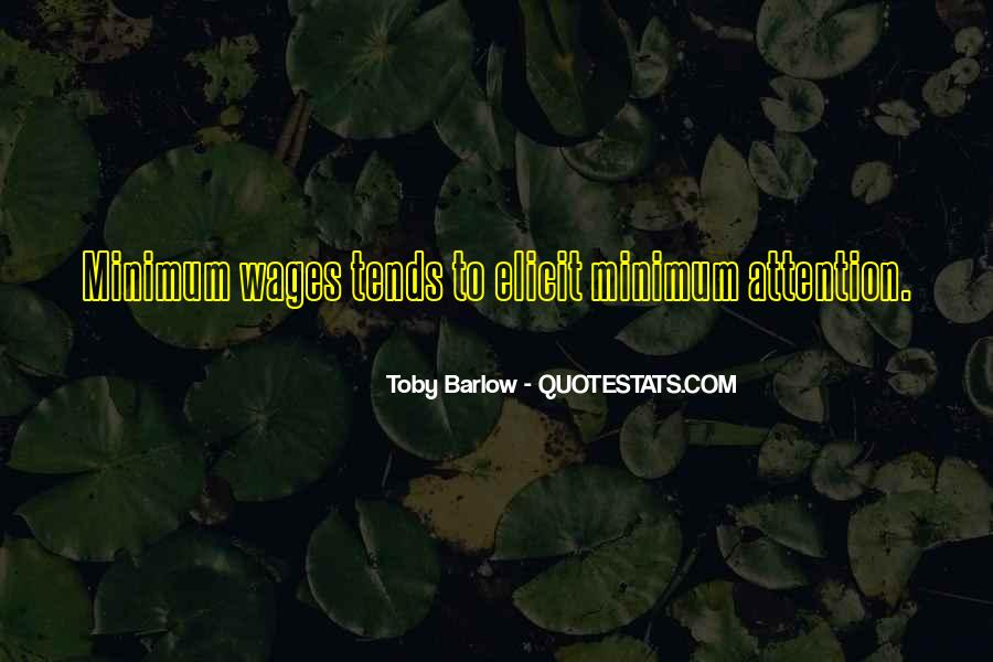 Toby Barlow Quotes #893979