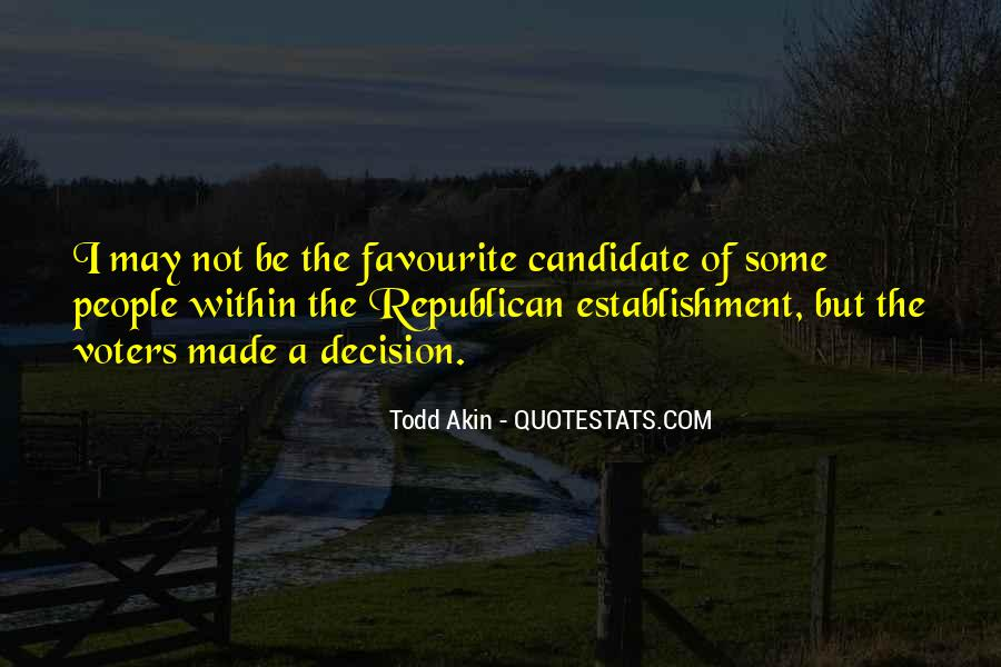 Todd Akin Quotes #1418532