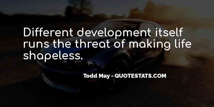 Todd May Quotes #1646561
