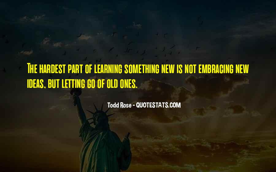 Todd Rose Quotes #305903