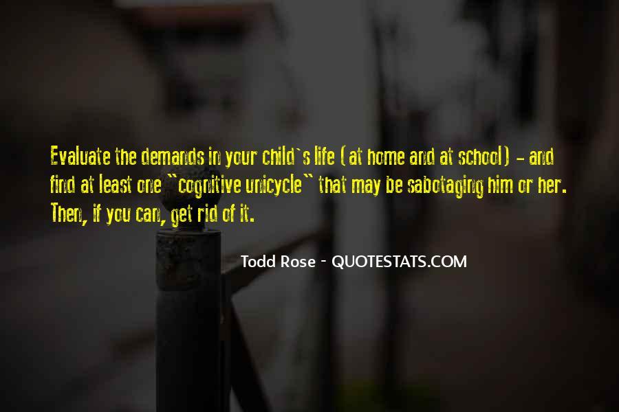 Todd Rose Quotes #401409