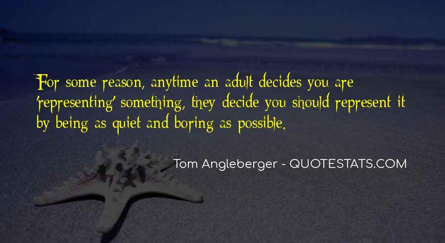 Tom Angleberger Quotes #1406934