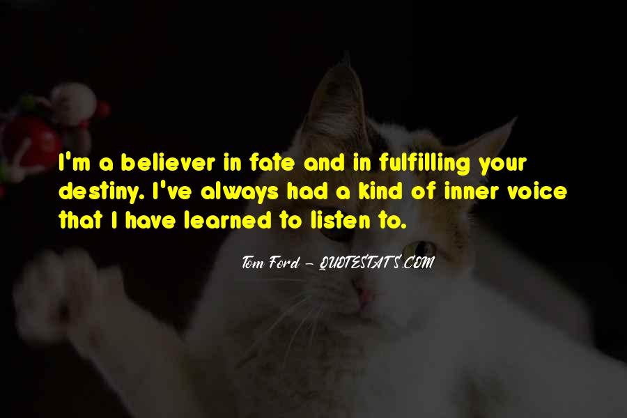 Tom Ford Quotes #1569747