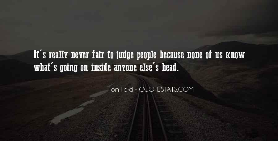 Tom Ford Quotes #1750786