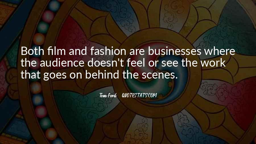 Tom Ford Quotes #701088