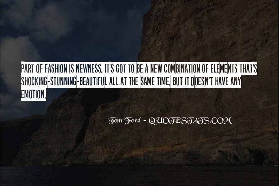Tom Ford Quotes #763012