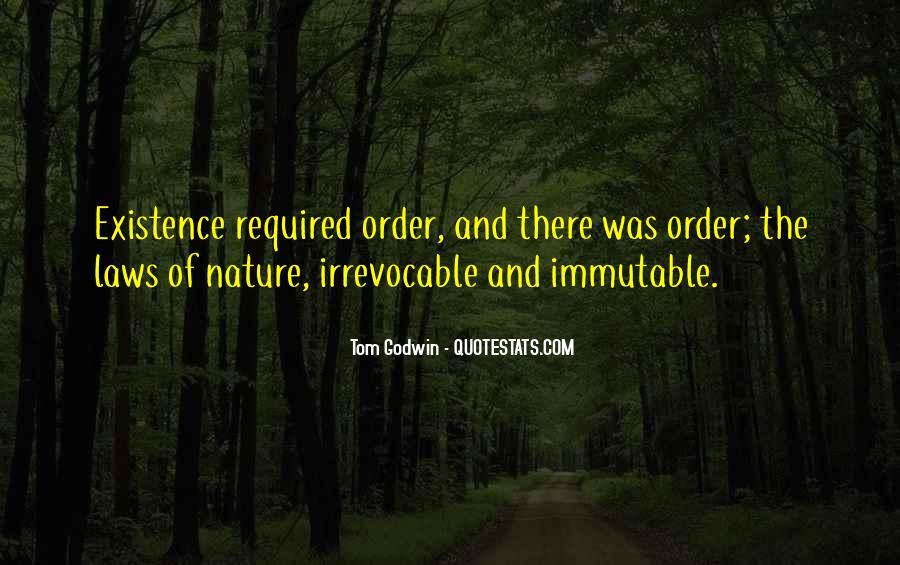 Tom Godwin Quotes #741043