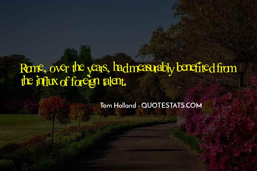 Tom Holland Quotes #822940