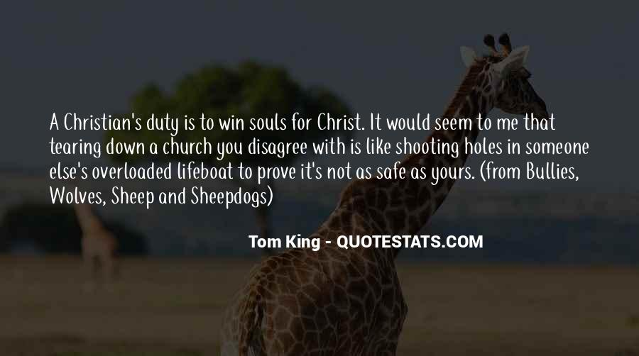 Tom King Quotes #757849