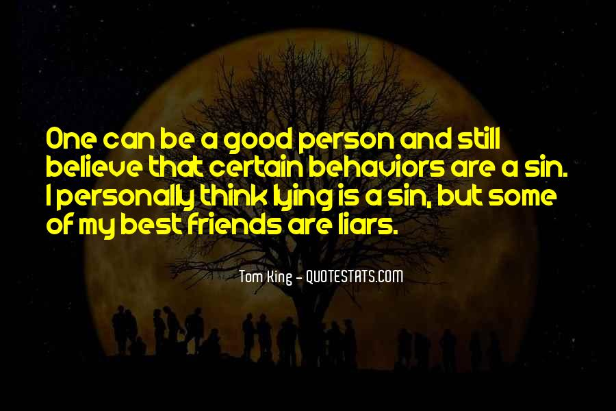 Tom King Quotes #948576