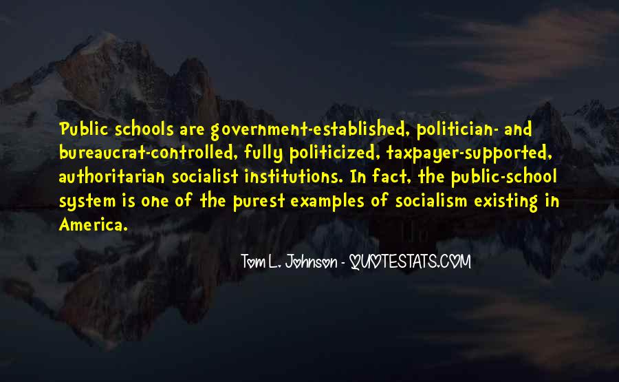 Tom L. Johnson Quotes #716751