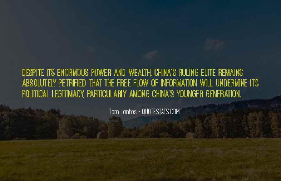 Tom Lantos Quotes #1256321