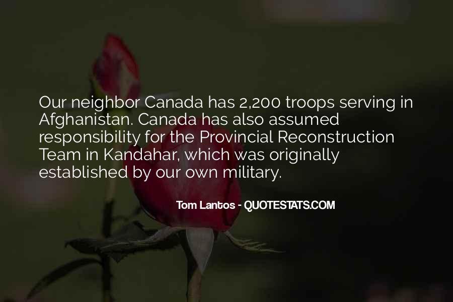 Tom Lantos Quotes #307562